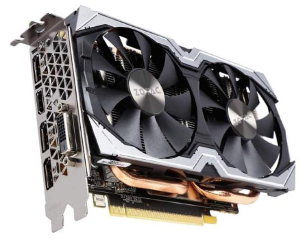 Zotac GeForce GTX 1070 Graphic Card Mini ($407.46 + Tax)