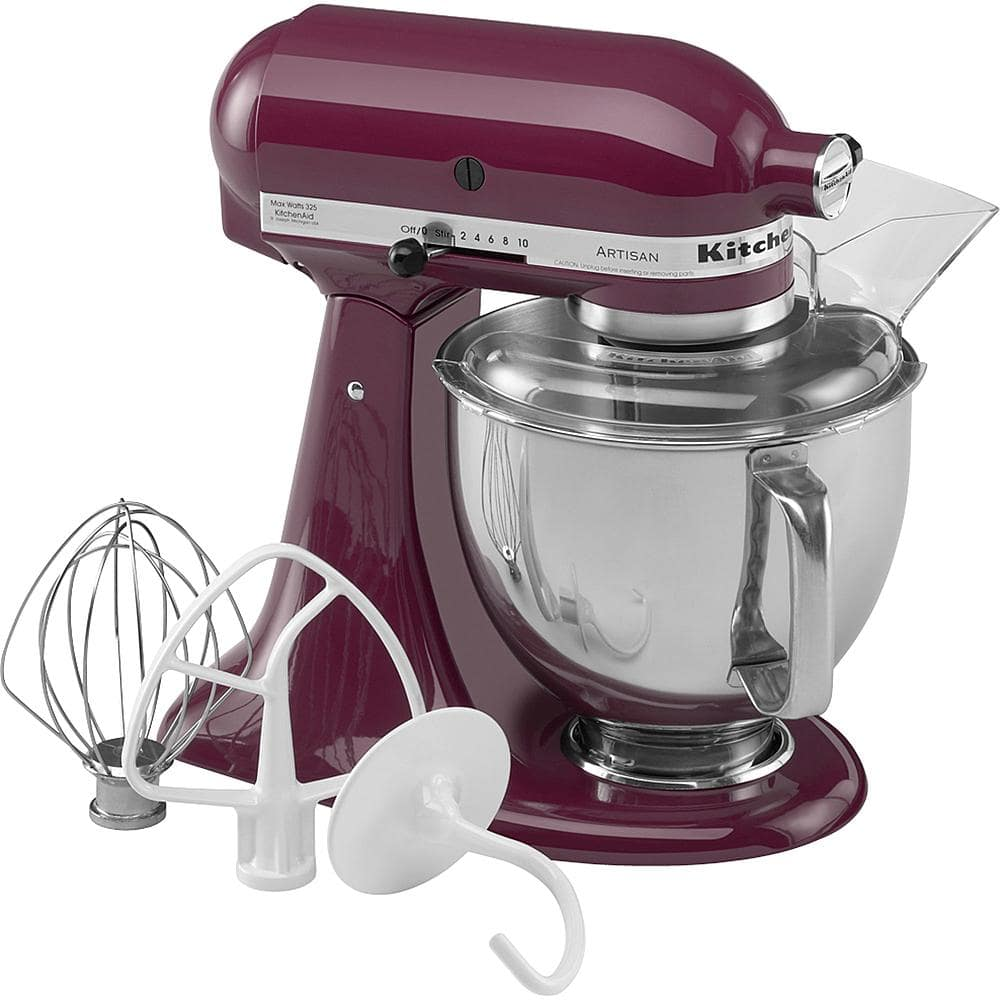 KitchenAid KSM150PSBY Artisan® Series Stand Mixer for $272 at Sears plus up to $112 in SYW rewards (Points roll)