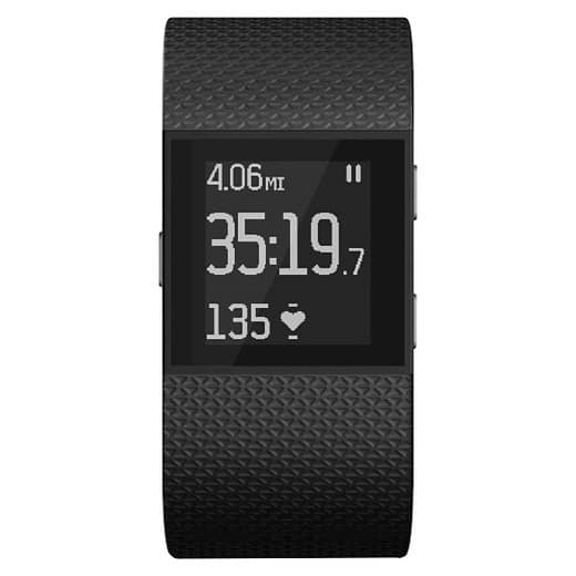 Fitbit Surge Smart Fitness Watch for $99 97 at Target (in-store only