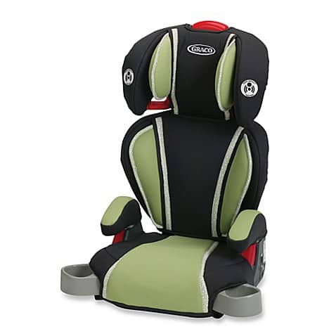 Graco Highback Turbobooster Car Seat With Free Shipping 32 After Coupon