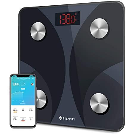 Etekcity FIT8S Smart Digital Body Fat Scale $16.99