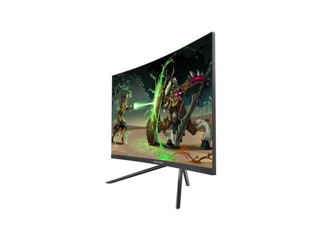 "Viotek 27"" / 32"" Curved Gaming Monitor - VA QHD 1440p 144hz w/ AMD FreeSync ($299 / $345)"