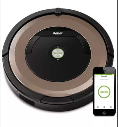 Roomba® 895 Wi-Fi® Robotic Vacuum for $171