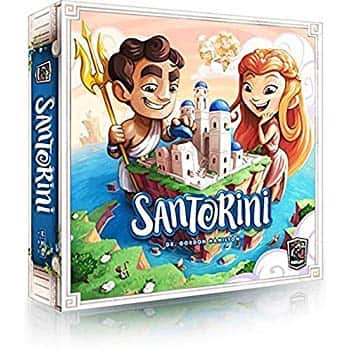 Santorini Strategy Based Board Game $16 + In-Store Pickup
