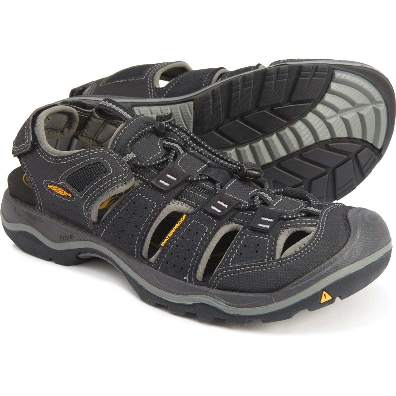 KEEN Rialto II H2 Hiking/Backpacking Closed Toe Sandals for Men $43 + shipping