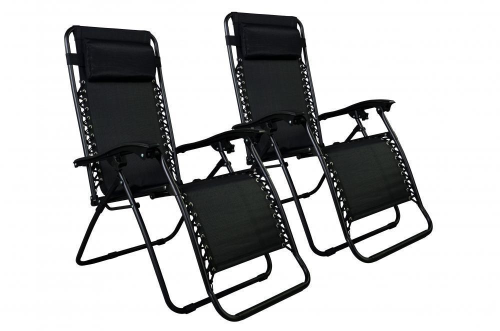 Set of 2 zero gravity chairs 39.99 free shipping via eBay