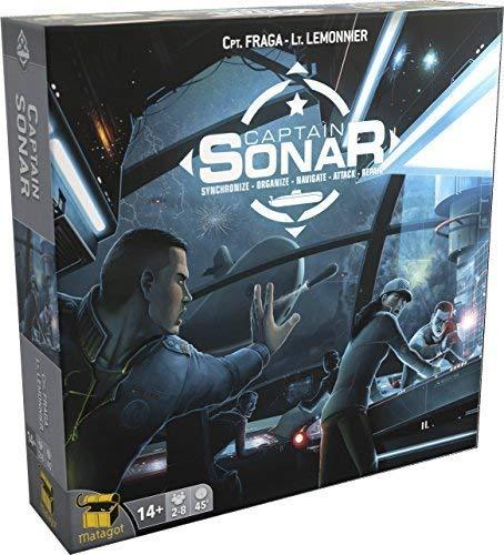 Asmodee Captain Sonar $29.99