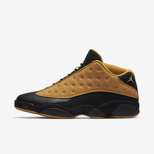 18288947caf7bb Air Jordan 13 retro low (black chutney)  104.97 or lower - Slickdeals.net