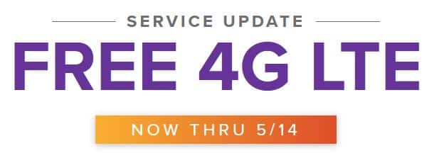 Ultra Mobile Customers: Free 4G LTE Data