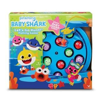 Pinkfong Baby Shark lets go hunting game $7.49