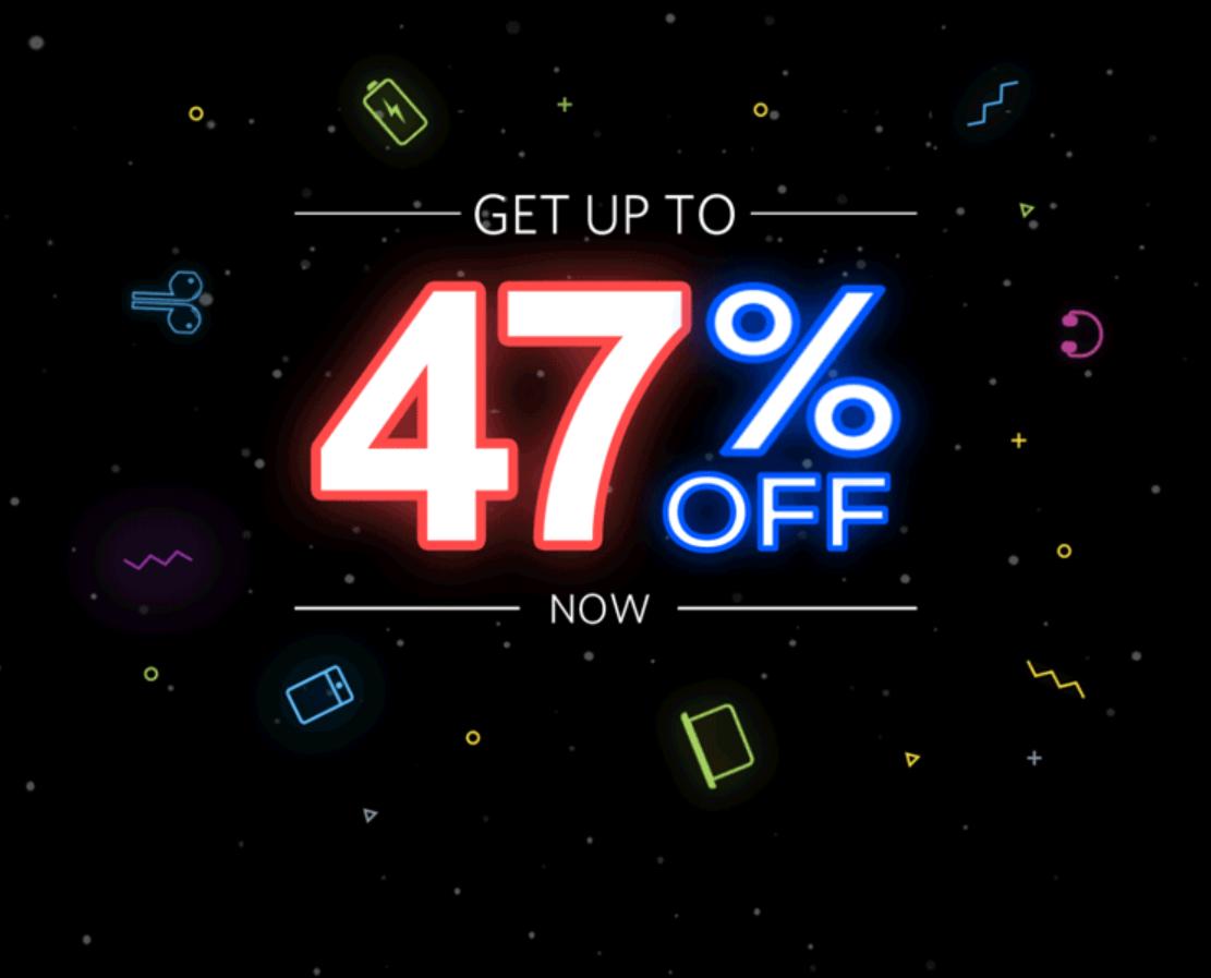 Anker Black Friday Deals - upto 47% Off!! $0.02