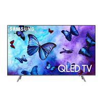 """Samsung 55"""" Class 4K UHD QLED LCD TV. Q65FN Q6FN MicroCenter $699"""