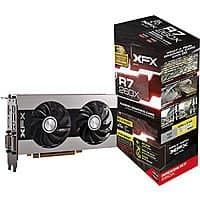 Best Buy Deal: XFX Radeon R7 260 Double D Edition 2GB GDDR5 PCI Express 3.0 Graphics Card $74.99 no rebate or coupons