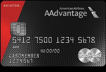 AAdvantage Aviator World Elite MasterCard - 50,000 bonus miles after paid annual fee ($95)