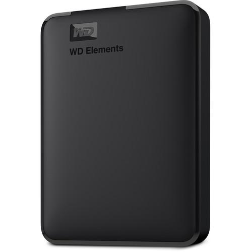 WD 4TB Elements Portable USB 3.0 External Hard Drive $89.99 + TX