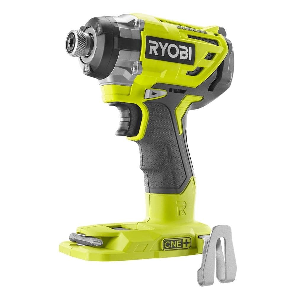 YMMV In-Store Clearance - Ryobi Brushless 3-Speed impact driver  - $79