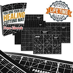 30% OFF Paragon Crafts Cutting Mat (Multiple Colors and Sizes) - Free Shipping For Prime