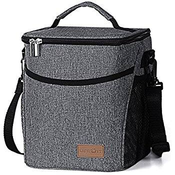 Lifewit Insulated Lunch Box Lunch Bag - $14.99 AC
