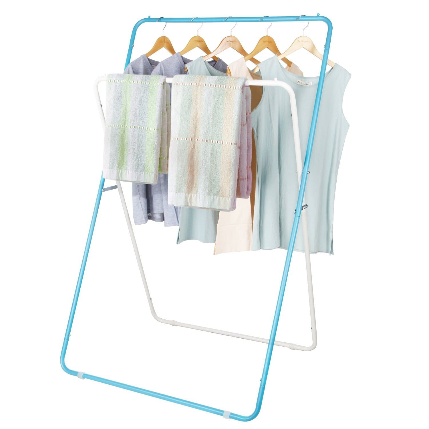 Lifewit Foldable Clothes Drying Rack Heavy Duty Clothes Hanging Rack - $24.74 AC