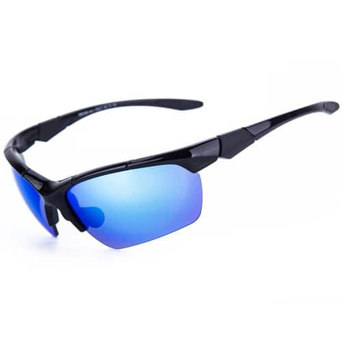 Polarized Sports Sunglasses For Men And Women - $9.99 AC FS