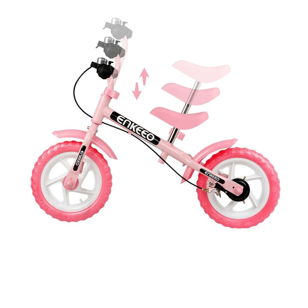 12'' Kids Sports No-Pedal Balance Bike from $30.99@eBay