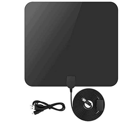 HD Antenna Digital TV Antennas 50 Mile Range Amplified Indoor High Definition Signal Booster $15.11 AC FS w/Amazon Prime