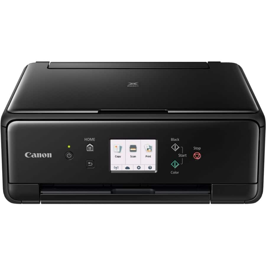 Canon PIXMA™ Wireless Color Inkjet All-In-One Printer, Copier, Scanner, TS6120 @OfficeDepot $19.99