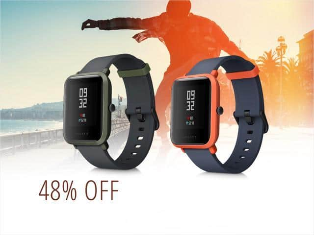 Xiaomi Amazfit Smartwatches - $68.99 Shipped Newegg Flash $69