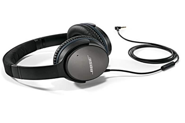 Bose QuietComfort 25 for apple devices $169.00 at amazon