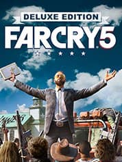 Far Cry 5 PC standard, deluxe and gold on sale at GMG $49 - $73