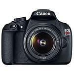 Canon EOS Rebel T5 18 Megapixel Digital SLR Camera (Body with Lens Kit)$329.99  + Free Shipping