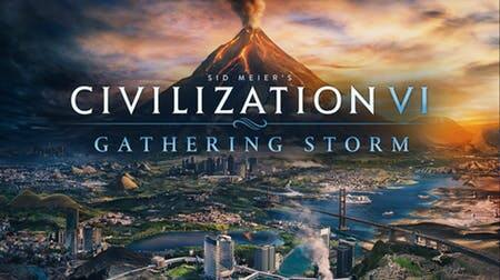 Sid Meier's Civilization VI: Gathering Storm $20 on Fanatical (new customers only) - for Mac and Linux