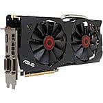 ASUS GTX 970 STRIX 4GB $289 after coupon EMCAWNW22 and $20 MIR with free game and FS @NewEgg