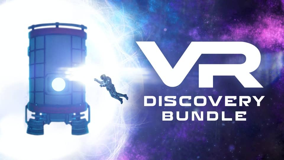 fanatical VR Discovery Bundle, from $1