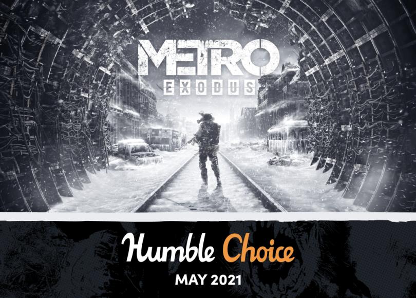 Humble Choice May Bundle: Metro Exodus, Darksiders Genesis, Hellpoint and more $12
