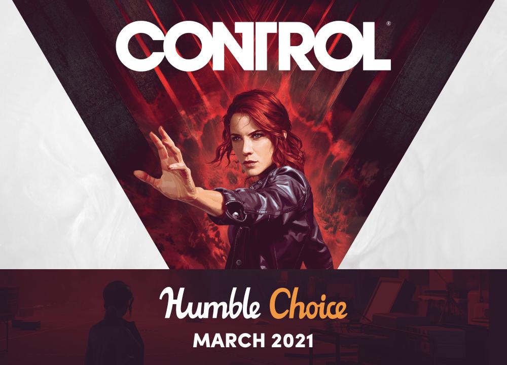 Humble Choice March Bundle: Control, XCOM: Chimera Squad, ELEX, WWE 2K Battlegrounds and more $12+tax