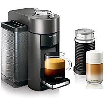 Nespresso VertuoPlus Deluxe Bundle for $185.99