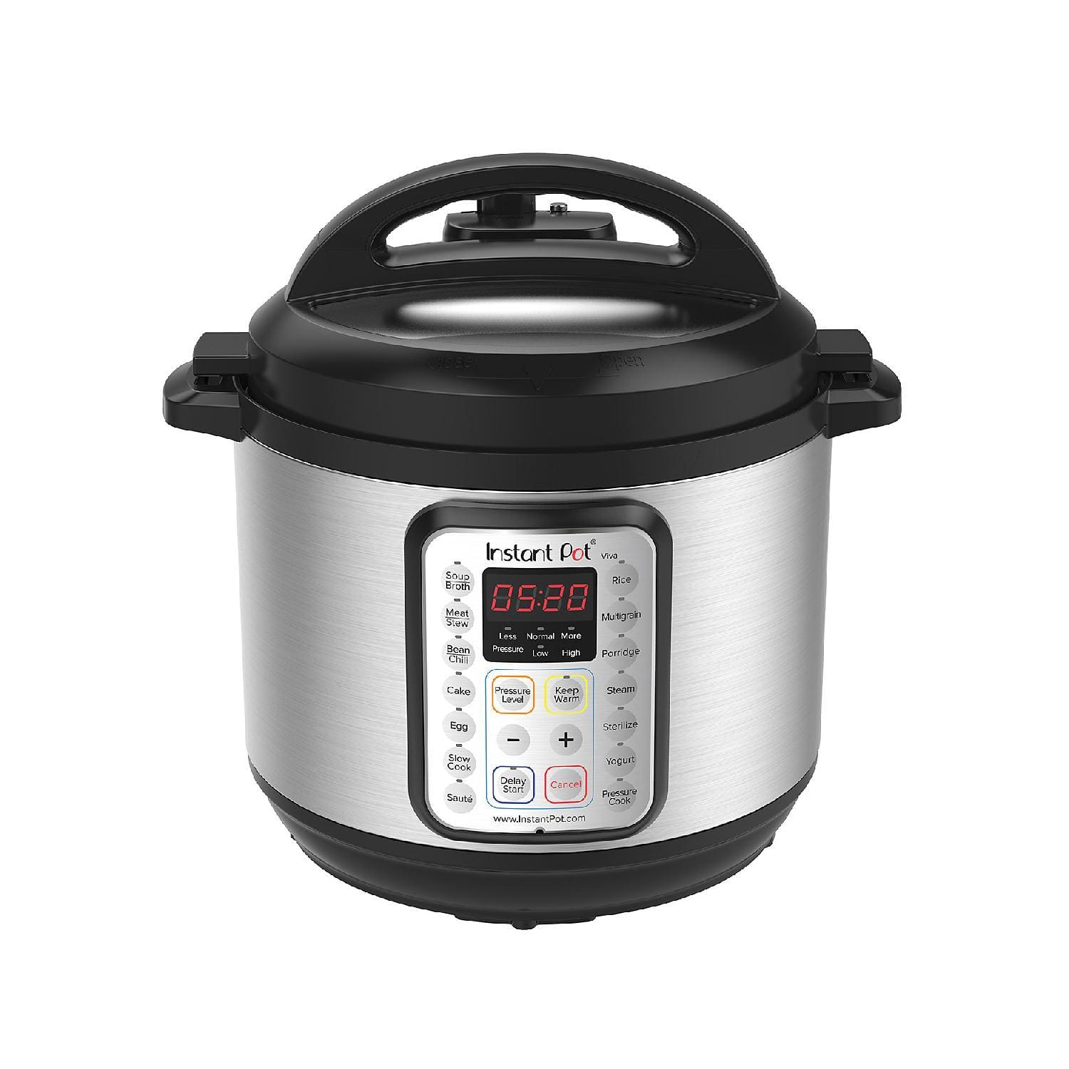 HEB B&M (TX) w/ In Store Coupon (YMMV): Instant Pot 8 Quart Viva 9-in-1 Multi-Use Programmable Pressure Cooker --- $70.34 including tax! ($64.98 w/o tax)