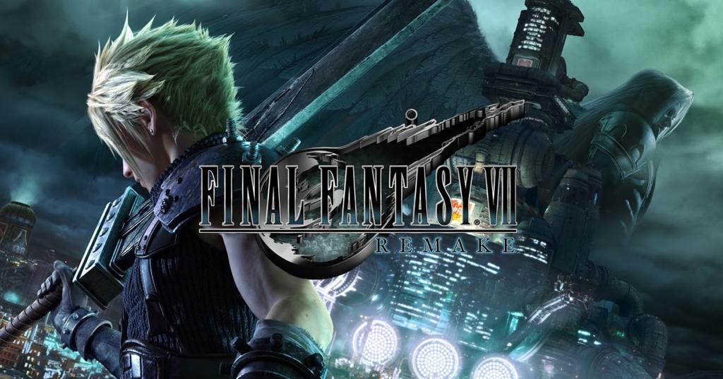 FINAL FANTASY VII Remake $40