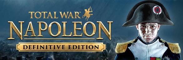 Total war: Napoleon - definitive edition $6.24