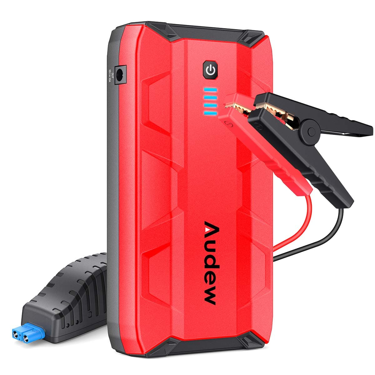 Audew 1000A Peak Portable Car Jump Starter $52.79 after 12% coupon discount - additional 10% off discount code may still be valid fo some