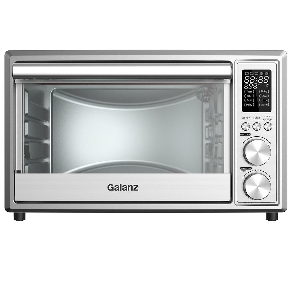Galanz 0.9 cu. ft/26 quarts/25L 1800W Digital Air Fryer Oven $79.99
