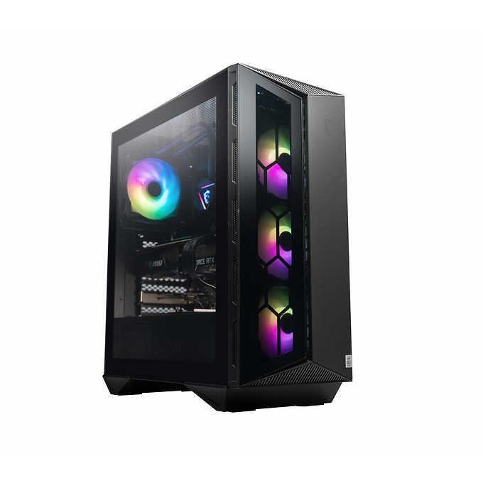 MSI Aegis RS Gaming PC i9-10900K RTX 3080 64GB RAM 2TB HDD+2TB SSD $2999