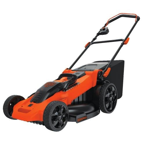 Black & Decker CM2040 Lithium 3-in-1 Cordless Electric Mower, 20-Inch, 40-volt -  $249.99 Free Shipping