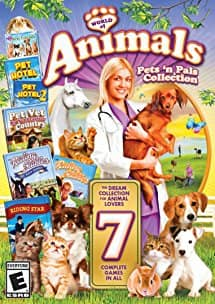 World of Animals: Pets 'n Pals Collection - 7 Pack [PC Download] at Amazon - $0.99