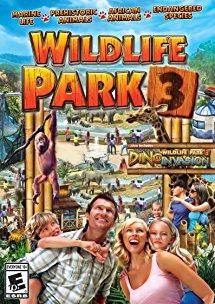Wildlife Park 3 with Dino Invasion DLC [PC Download] at Amazon - $1.99