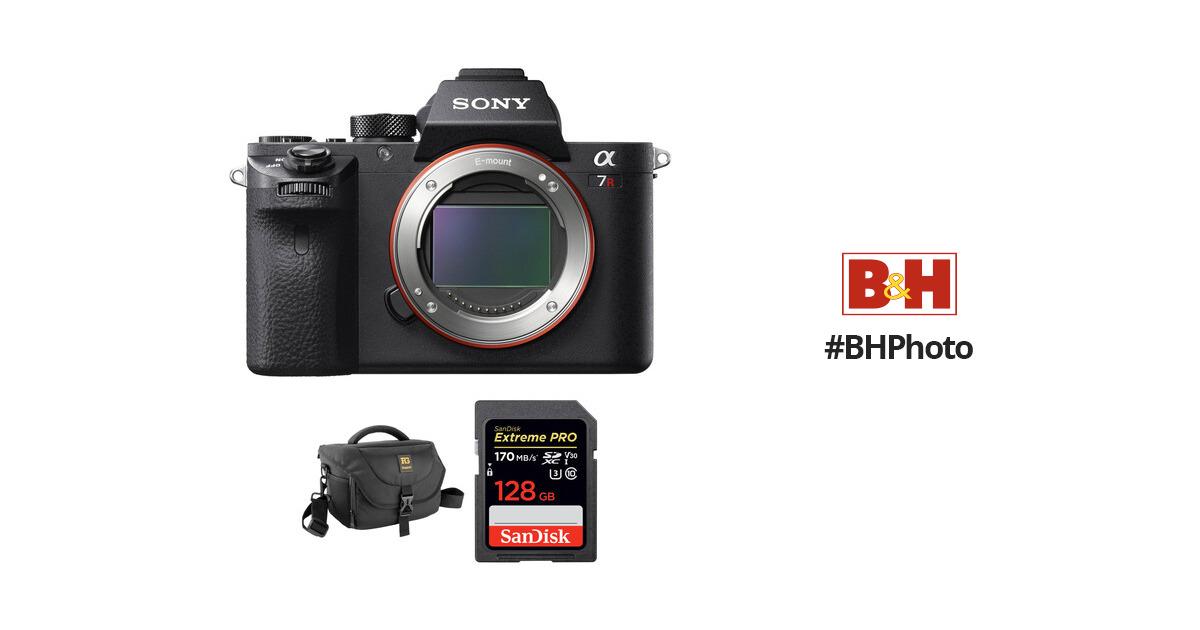 Sony Alpha a7R II Mirrorless Digital Camera $1198 at B&H Photo