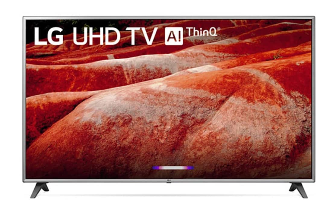 "LG ThinQ 75"" LED TV 75UM7570 (2019 model) $849.97"