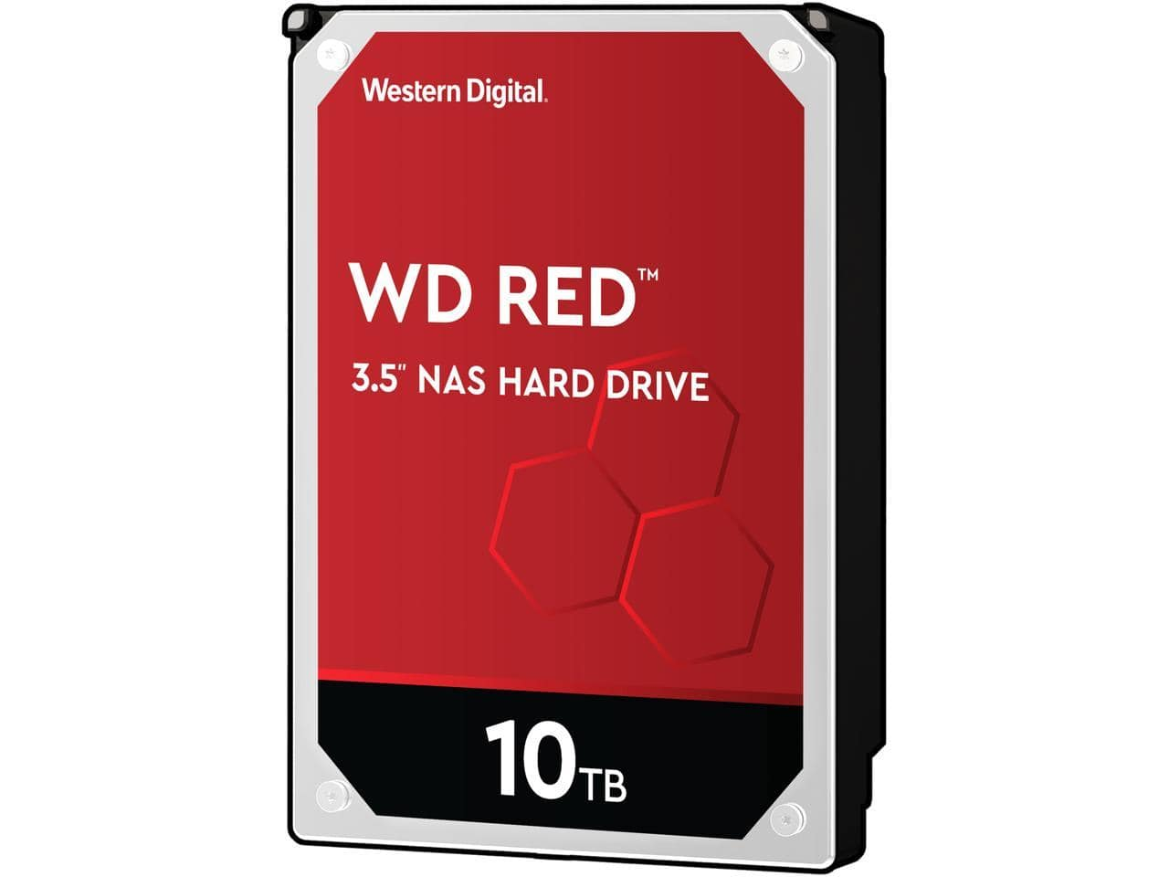 WD red 10tb Hard drive: $ 230 At Newegg. $230