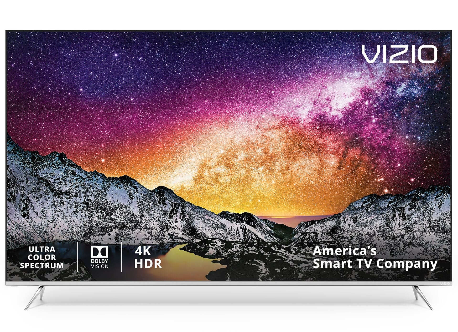 "VIZIO P-Series® 65"" Class 4K HDR Smart TV ($899.77 + TX and S/H) -- Sam's Club"